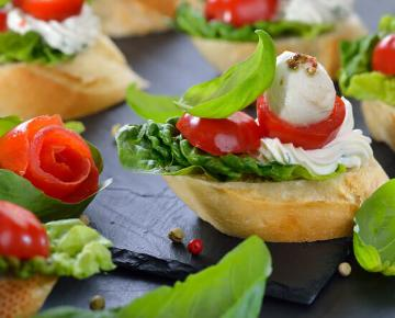 Catering & <br> Partyservice